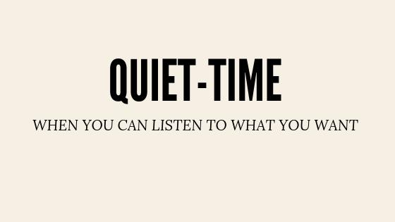 Quiet-time